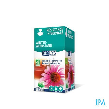 Biolys Kaneel-Echinacea Thee 20 zakjes