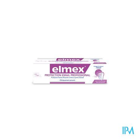 Elmex Protecteur Erosion Dentifrice 75 ml