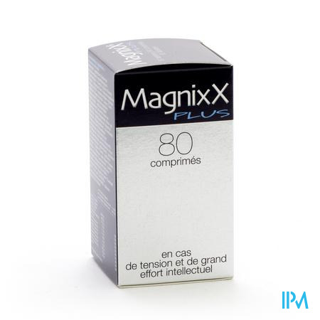 Magnixx Plus Tabl 80x1361mg