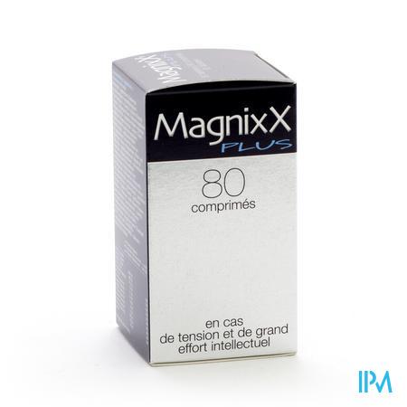 Magnixx Plus 80 comprimés