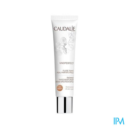 Caudalie Vinoperfect Vl Cr Getint Ip20 Medium 40ml