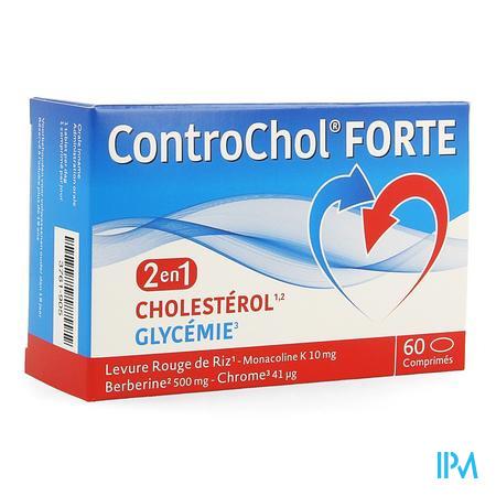 Controchol Forte Comp 60