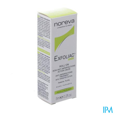 Exfoliac Roll On Ai Verzorging 5ml