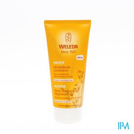 Weleda Après-Shampooing Régénérant À l'Avoine 200 ml