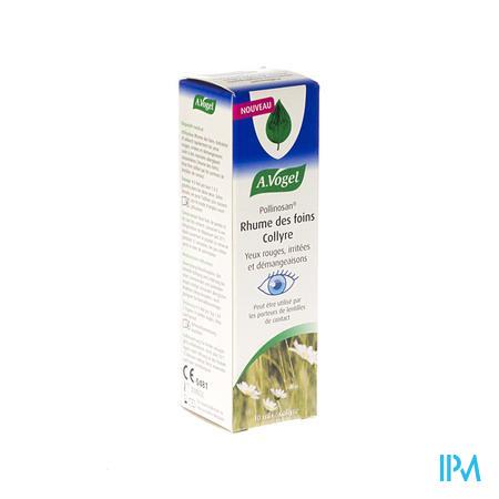 A.Vogel Pollinosan Gouttes Pour Les Yeux 10 ml gouttes