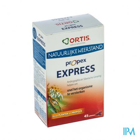 Ortis Propex Express 45 tabletten