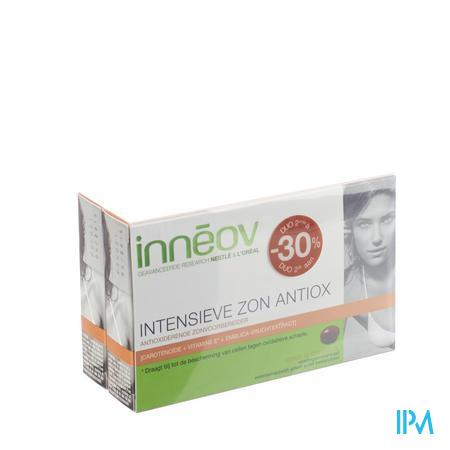 Inneov Solaire Intensif Antiox Duo 2e Aan - 30% 2 x 30 capsules