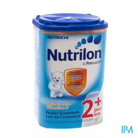 Nutrilon Bambin Lait De Croissance +2 Ans Eazypack 800 g