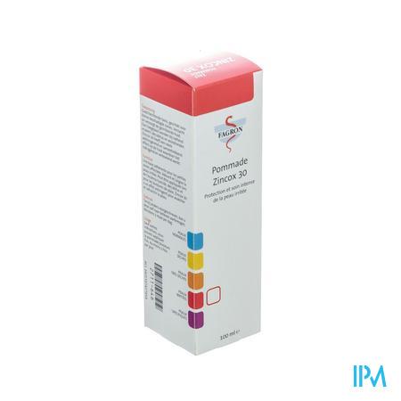 Zincox 30 Pommade 100 ml