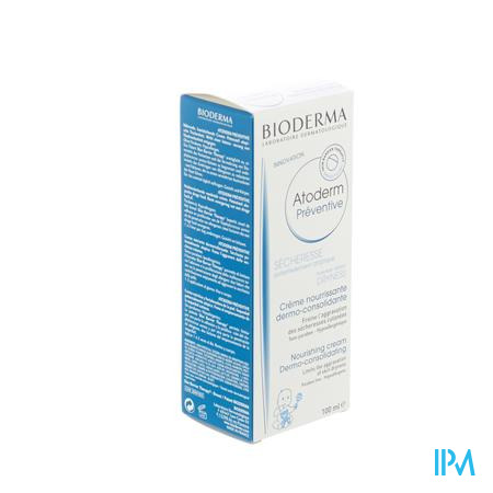 Bioderma Atoderm Preventive 100 ml