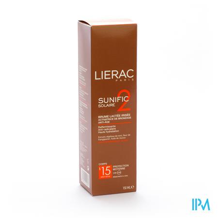 Lierac Sunific Spray Au Lait Iris Ip15 150 ml