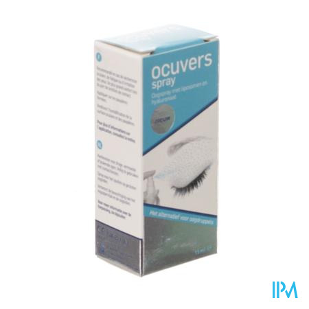 Ocuvers Oogspray 15ml