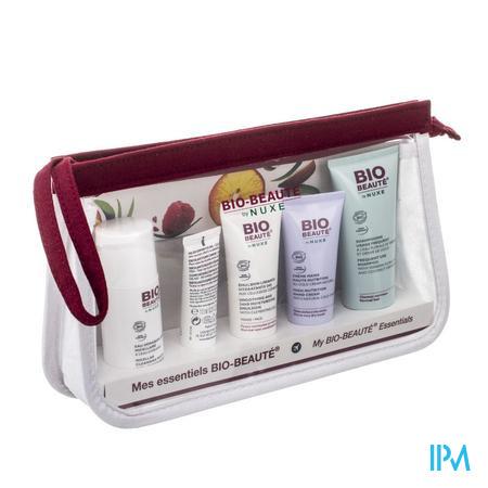 Afbeelding Nuxe Bio Beauté Koffer Vakantiepakket met 5 Producten .