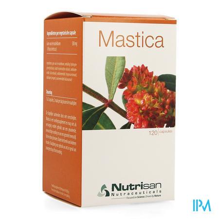 Mastica Capsule 120 Nutrisan