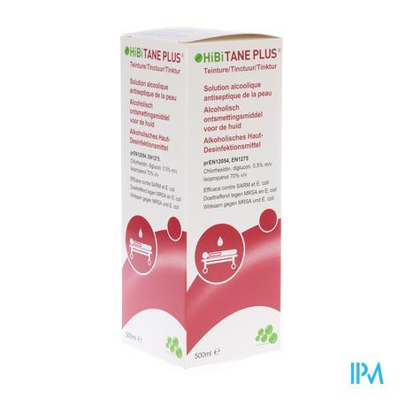 Hibitane Plus Teinture 500 ml  -  Molnlycke Healthcare