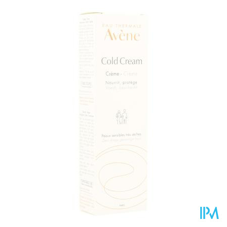 Avene Cold Cream Creme Nf 40ml