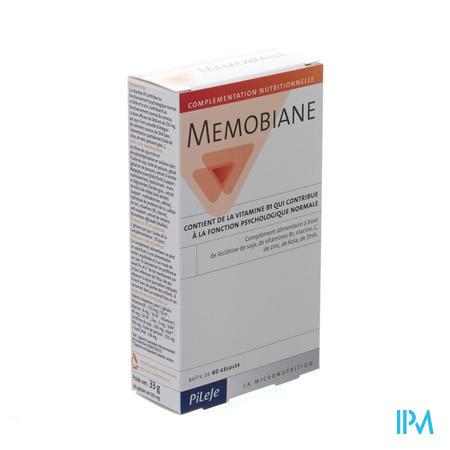 Memobiane 60 capsules