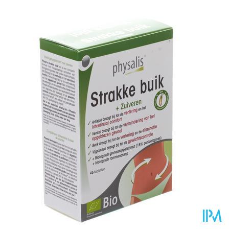 Physalis Strakke Buik Bio Comp 30