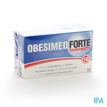 Farmawebshop - OBESIMED FORTE CAPS 56