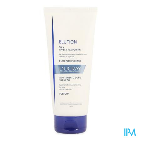 Ducray Elution Conditioner Evenwicht Herstel 200ml