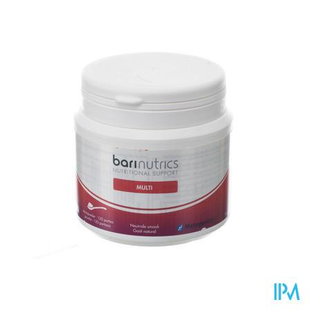 Afbeelding Barinutrics Multi Strooipoeder met Neutrale Smaak voor 120 Porties .