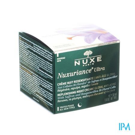 Nuxe Nuxuriance Ultra Nachtcr Verstev. A/age 50ml