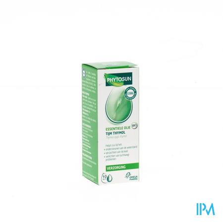 Phytosun Bio Essentiële Olie Tijm Thymol 10 ml