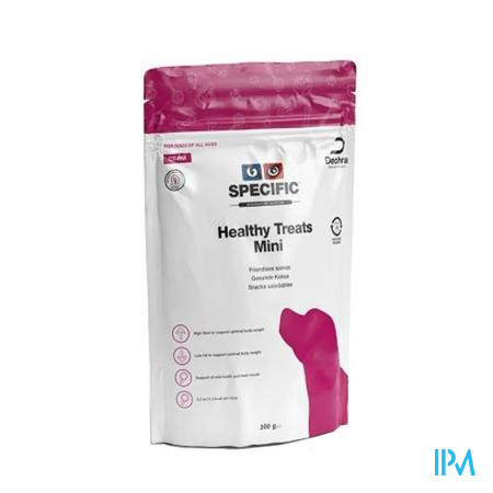 SPECIFIC HOND CT-HM HEALT TREAT MINI 300