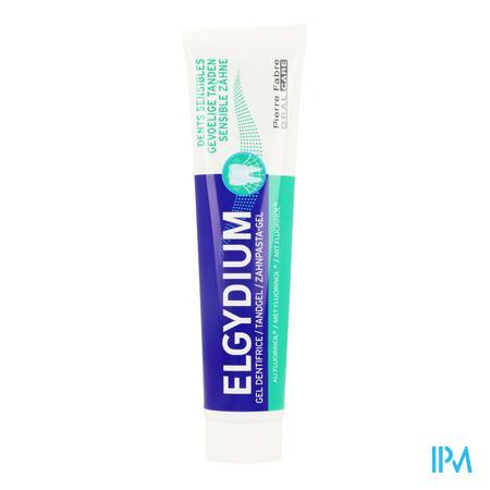 Elgydium Tandgel Gevoelige Tanden Nf 75ml