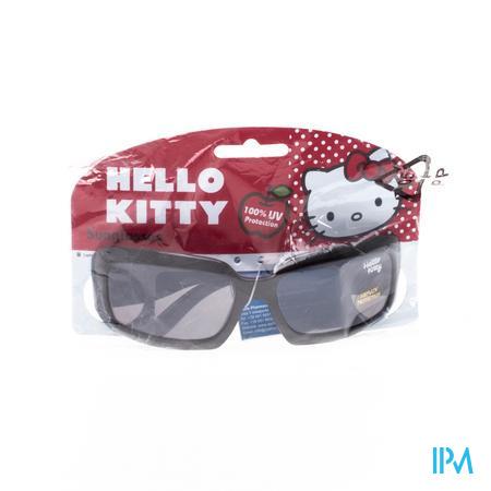 Hello Kitty Lunettes Solaire Carrés Noir 1 pièce