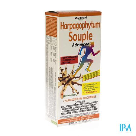 Altisa Harpago Soepel Tonicum Duivelsklauw 500 ml
