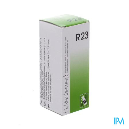 Reckeweg Dr. 23 Eczeem 50ml