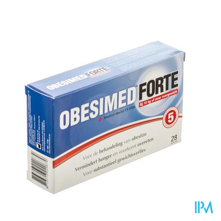 Obesimed Forte Emballage à Emporter 28 capsules