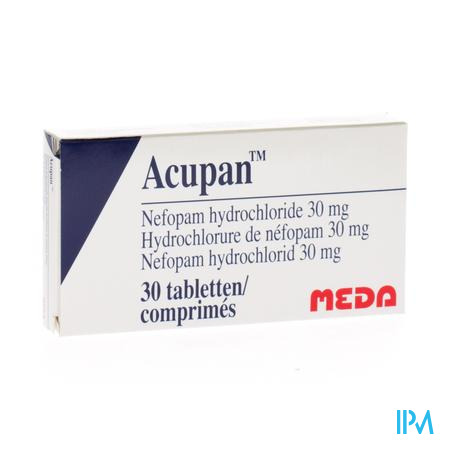 Acupan Comp 30 X 30mg