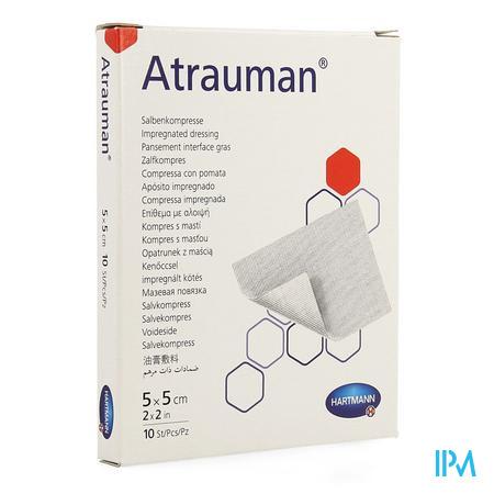 Atrauman Ster 5,0cmx 5cm 10 4995103