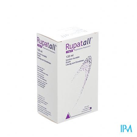 Rupatall 1mg/ml Drinkbare Opl Fl 120ml