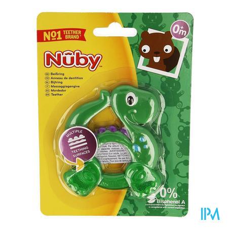 Nuby C Bijtfiguur +4m