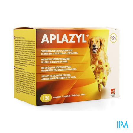 Aplazyl Hond Kat Voedingssupplement Comp 120