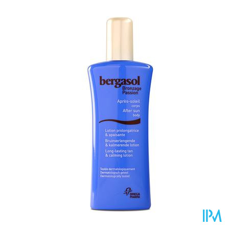 Bergasol Aftersun Bruin-Verlengende Verzorging 125 ml