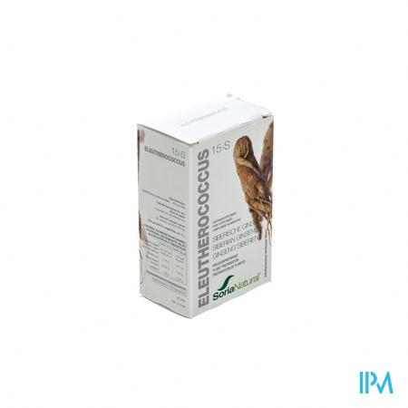 Soria 15 - S Eleutherococcus Sentic 60 capsules