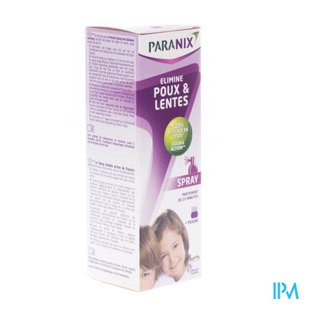 Paranix Spray + Peigne 100 ml