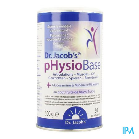Physiobase Pdr 300g