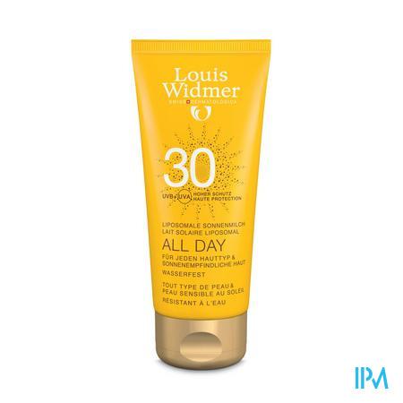 Louis Widmer All Day IP30 Parfum 200 ml