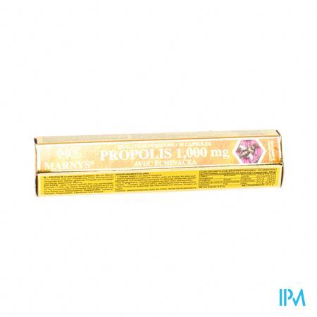 Marnys Propolis Echinacea 1000 mg x 30 capsules