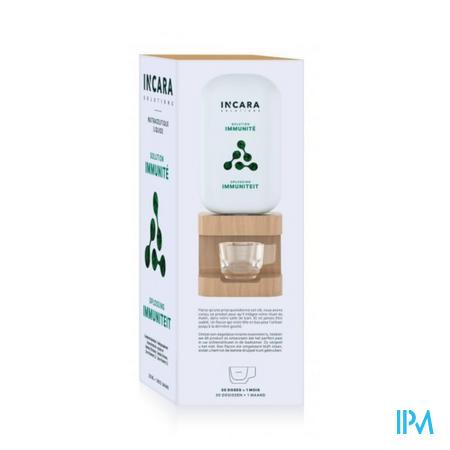 Incara Oplossing Immuniteit Fl 250Ml  -  Incara Lab