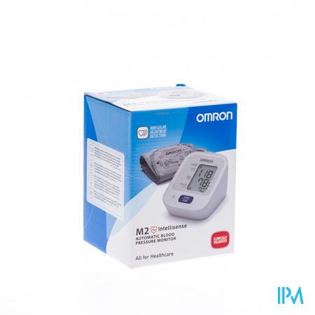 OMRON M2 BLOEDDRUKMETER ARM HEM7121E (medisch hulpmiddel)
