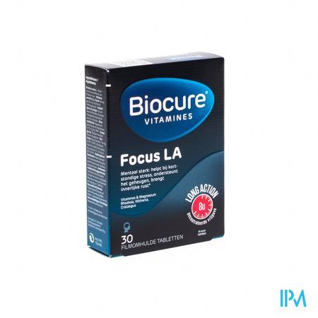 Biocure Focus LA 30 tabletten