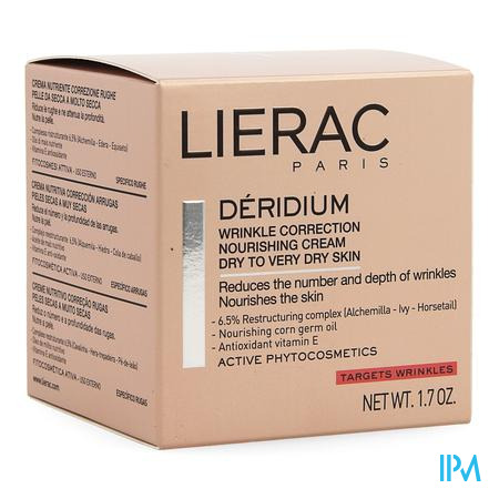 Lierac Deridium A/rides Cr Ps 50ml