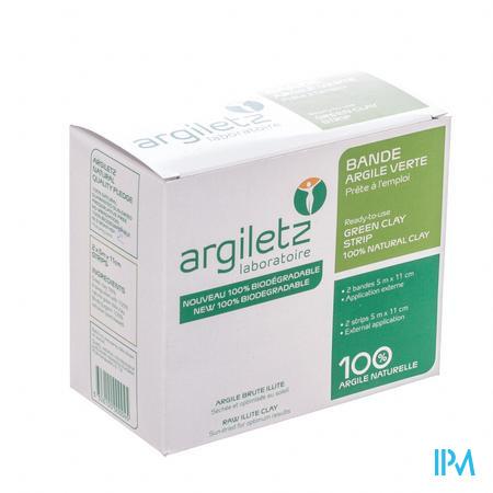 Argiletz Bandargil Band 5m x 11cm 2 stuks
