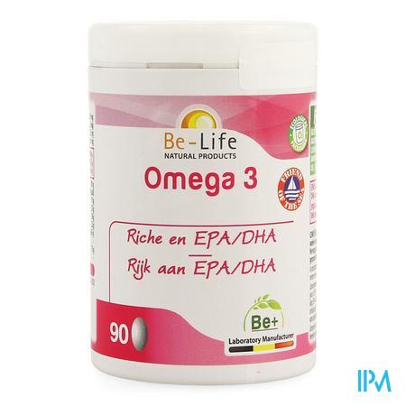 Omega 3 500 Be Life Capsule 90